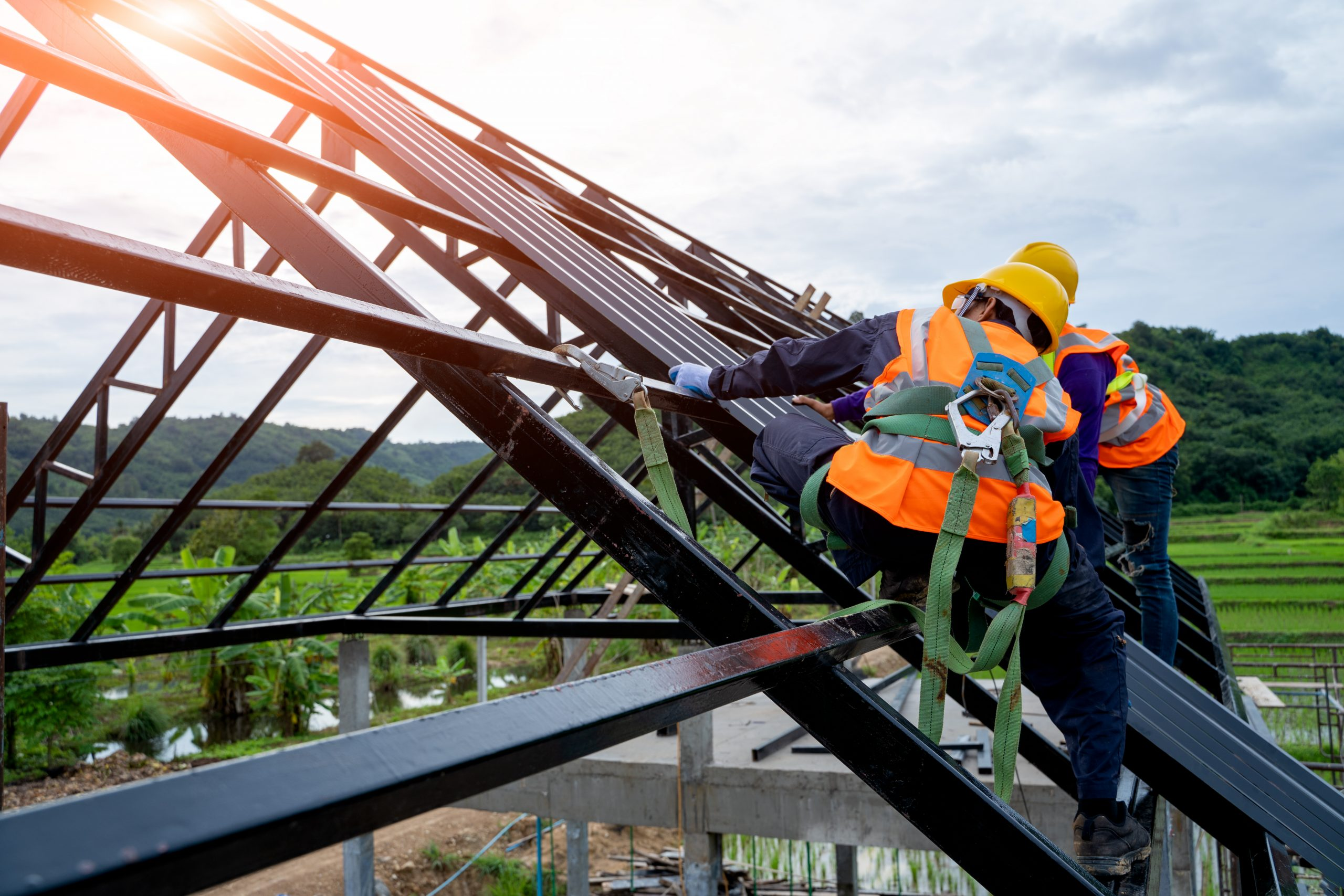 Commercial Roofing Company in Dallas