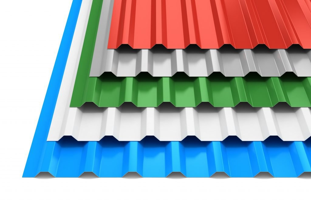 Residential Roofing Colors for Metal Roofing