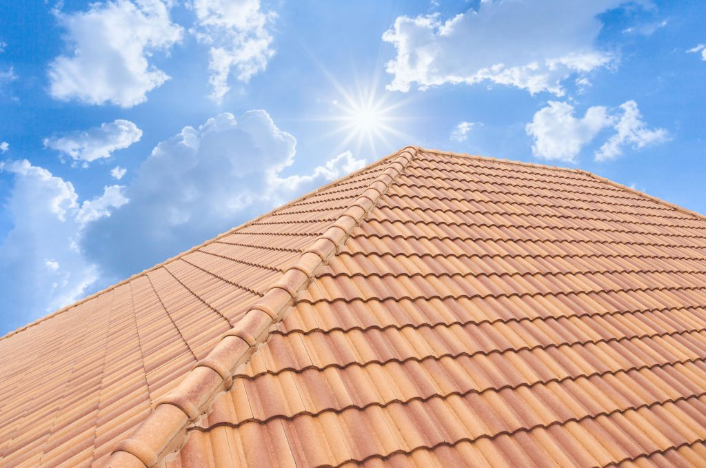 Clay tile Roofing in DFW
